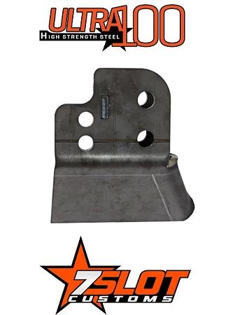 Barnes 4WD Jeep JK Lifted Front Track Bar Bracket | NC4x4