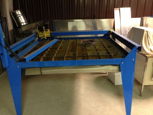 What Cnc Plasma Table Are You Using Nc4x4