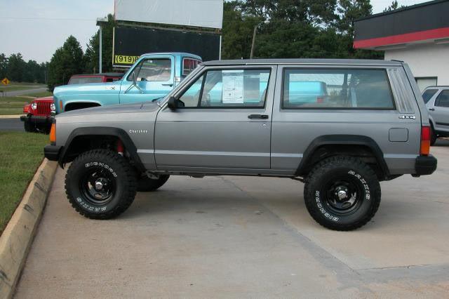 Cherokee Xj For Sale >> 92 2 door XJ build | NC4x4