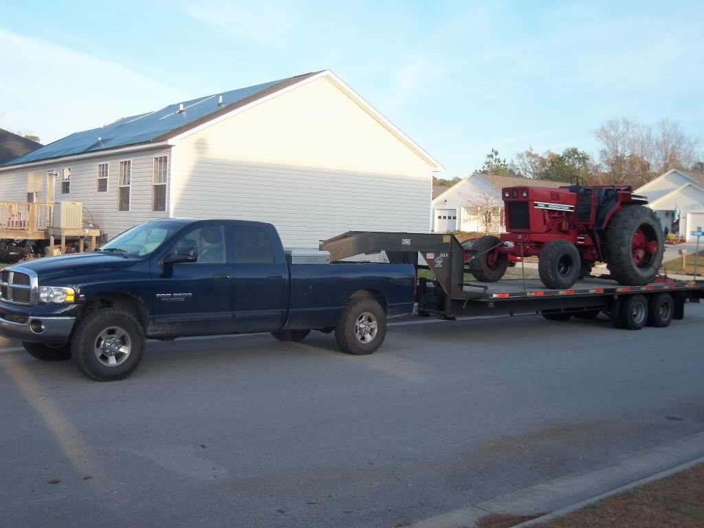 Lets see a pic of your tow rig and trailer page 5 nc4x4 for Miroir tow n see