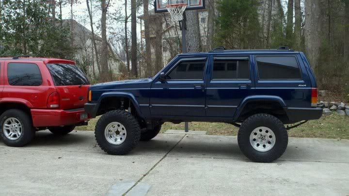 8 5 inch lift nc4x4 jeep xj 4 inch lift xj 4 5 inch lift with 31s help? jeep