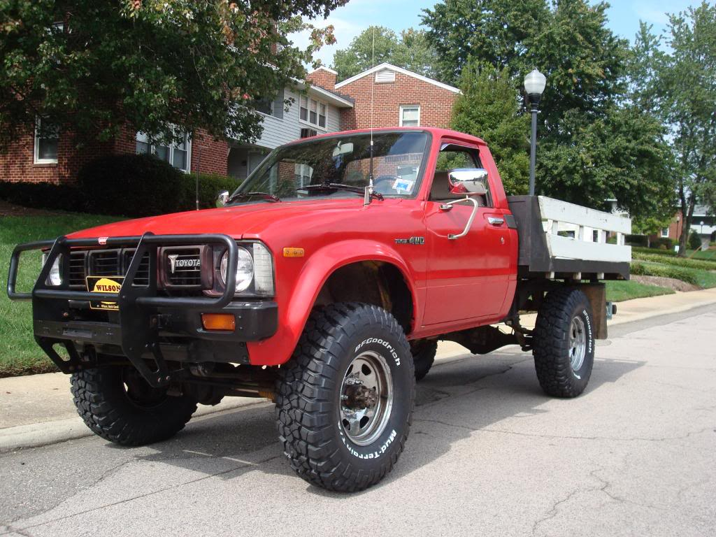 Toyota West Statesville Tall And Skinny Nc4x4