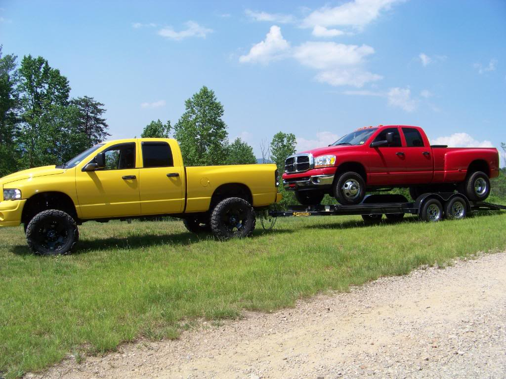Lets See A Pic Of Your Tow Rig And Trailer Page 2 Nc4x4