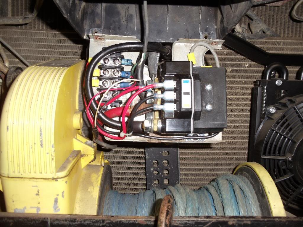 Need A Little Help With A Warn 8274 Winch - Page 2