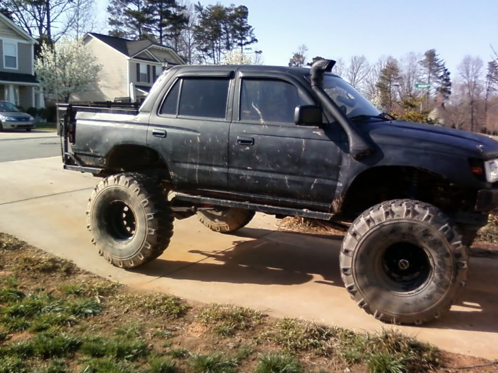 3rd Gen 4runner Straight Axle Swap Nc4x4