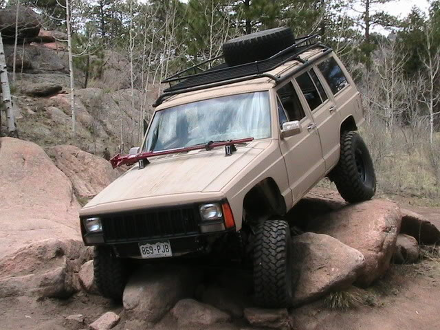 You Pick The New Xj Color Nc4x4