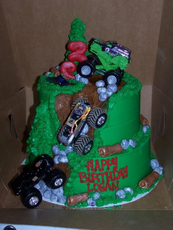 My Off Road Birthday Cake Nc4x4