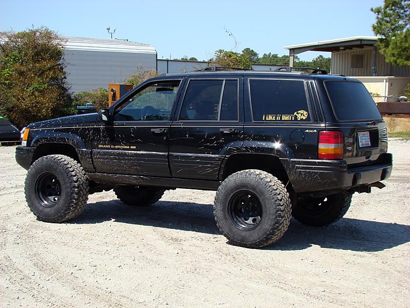 Used Tires Wilmington Nc >> My Cheap Jeep ZJ Build | NC4x4