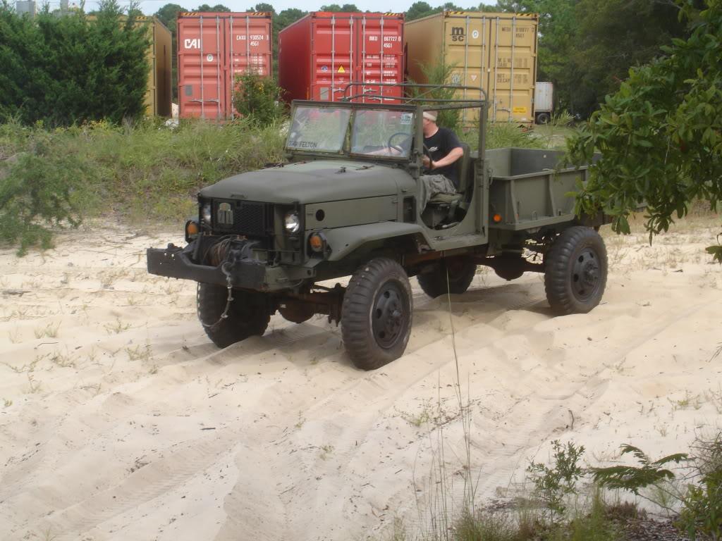 Jeep Wilmington Nc >> bobbed 2.5ton m35   Page 3   NC4x4