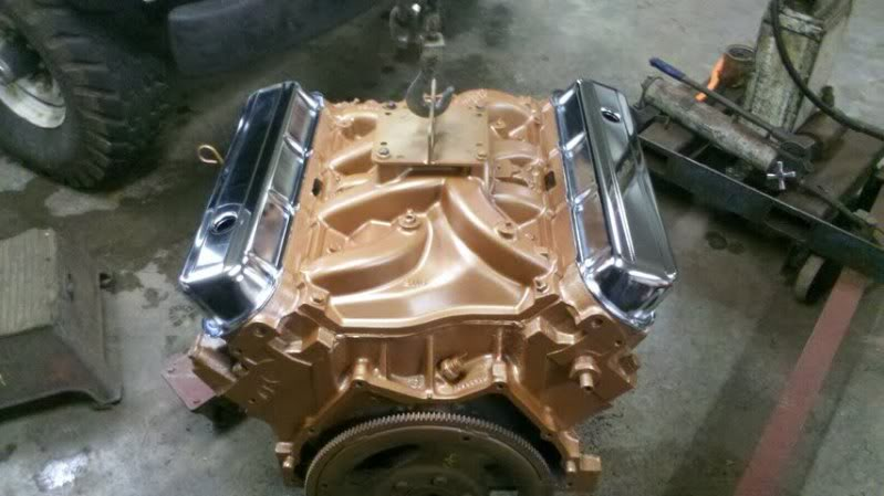 **Cadillac 500 Swap Into a 1963 International C1300 4x4** | NC4x4