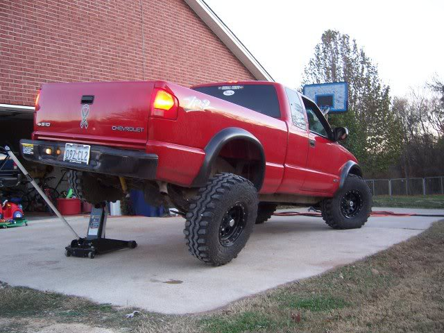 Can We See Those Chevrolets Nc4x4