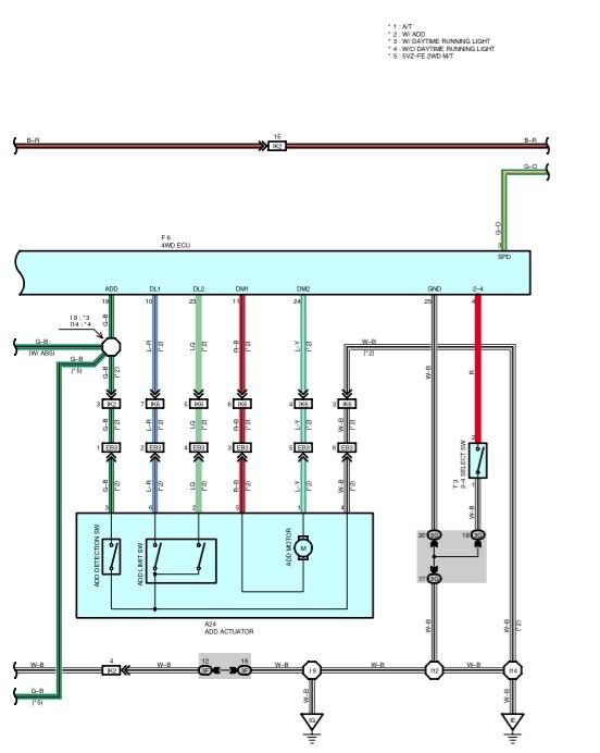 Tacoma Manual Trans Swap Wiring Help