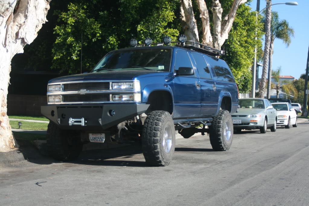 Project Vehicle Idea Nc4x4