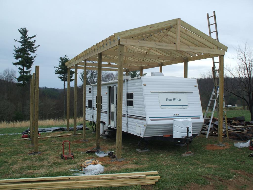 Pole barn planning | NC4x4