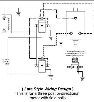 ramsey solenoid wiring nc4x4