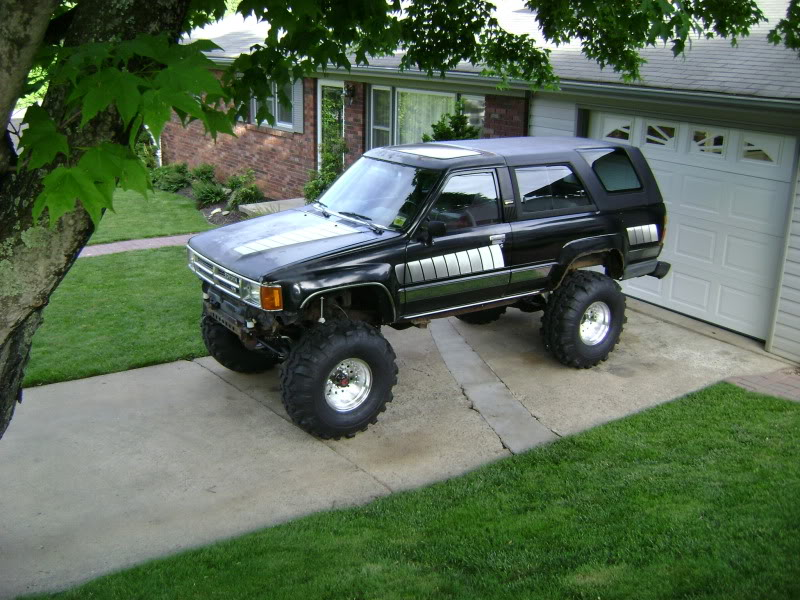 1985 4runner Build Nc4x4
