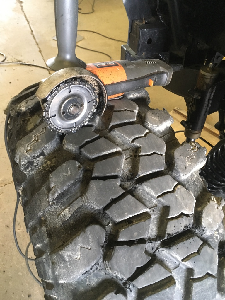 Tire Groover info | NC4x4