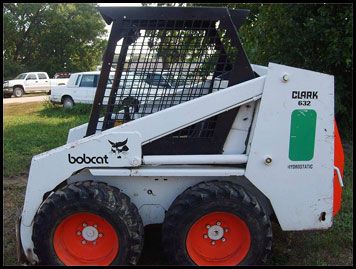 Looking at buying a used bobcat - any help? | NC4x4
