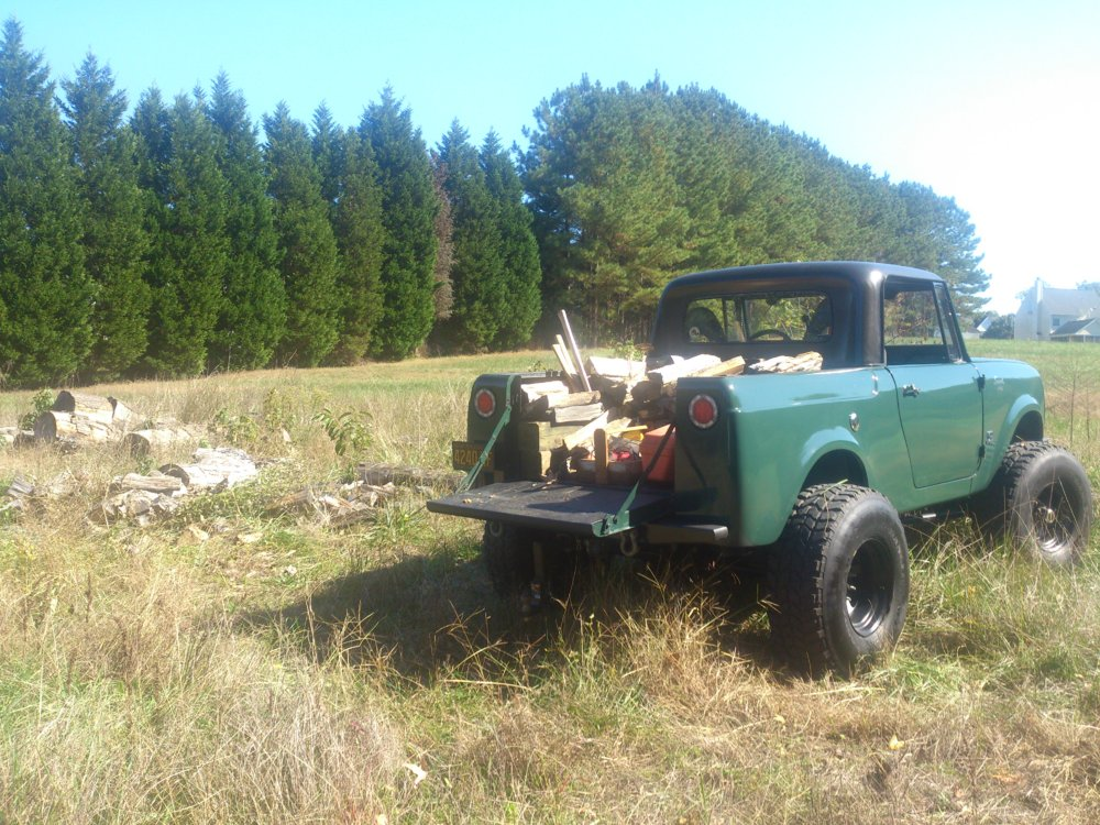 Jeeps For Sale Raleigh Nc >> '64 International Scout 80 Build | Page 4 | NC4x4