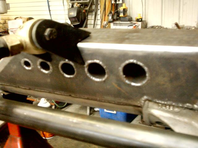 Chevy Front Dana 60 truss | NC4x4