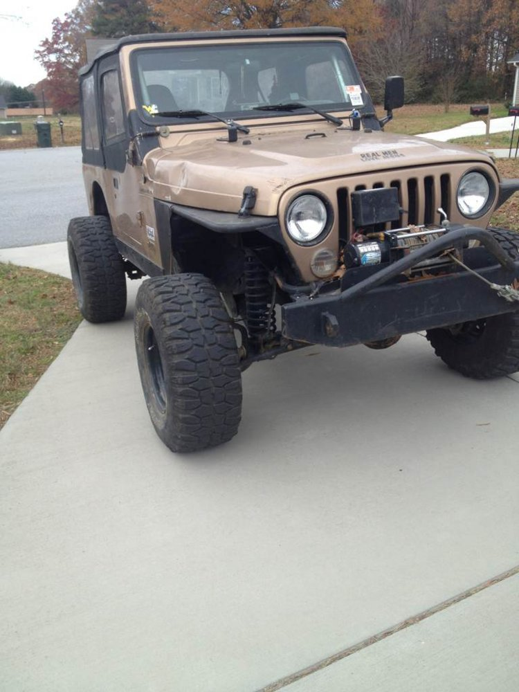Tj Tube Fenders What Turn Signals Did You Use Nc4x4