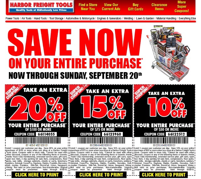 about harbor freight tools Founded in , Harbor Freight Tools is the leading discount tool retailer in the U.S. selling great quality tools at