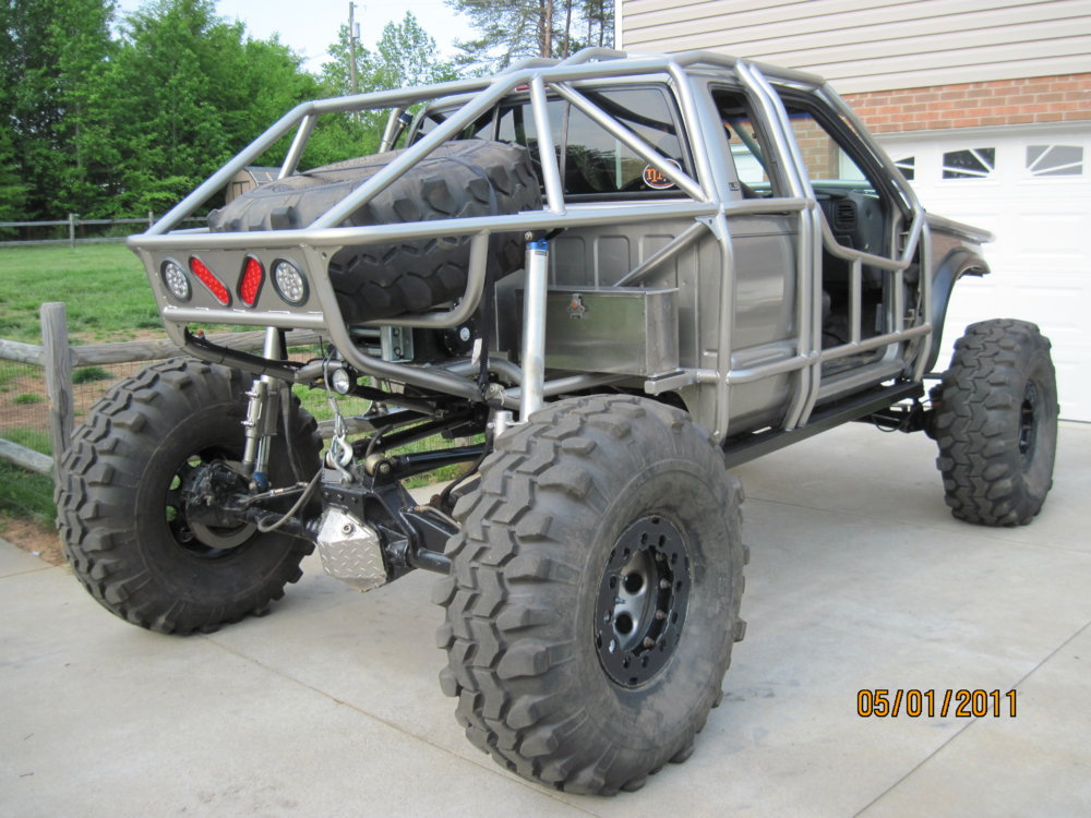S10 Truggy Continued Nc4x4
