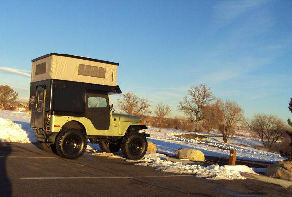 Cl Jeep Camper Find Of Week Nc4x4