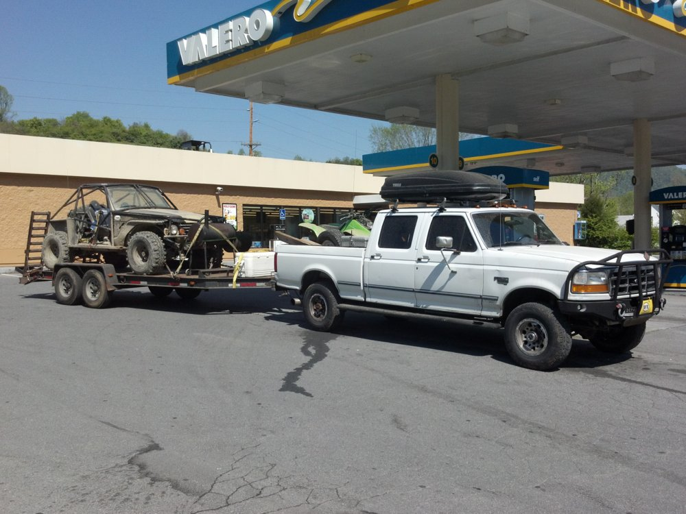 Lets See A Pic Of Your Tow Rig And Trailer Page 5 Nc4x4