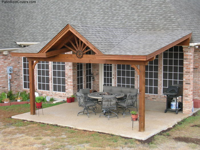 Any good way to add a screen porch to this? photoshop ... on Add On Patio Ideas id=63624