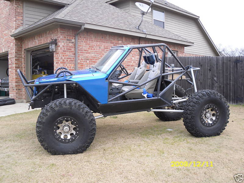 Xj Exo Internal Cage Or Chop Top Nc4x4