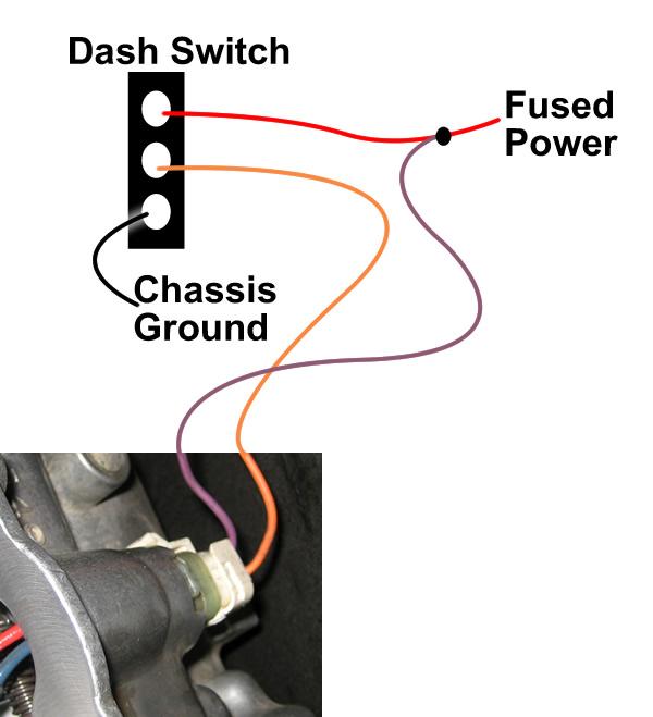 700r4 Manual Lockup Switch 83' K5 Blazer Pics Nc4x4rhnc4x4: Turbo 350 Transmission Lock Up Switch Wiring Diagram At Gmaili.net
