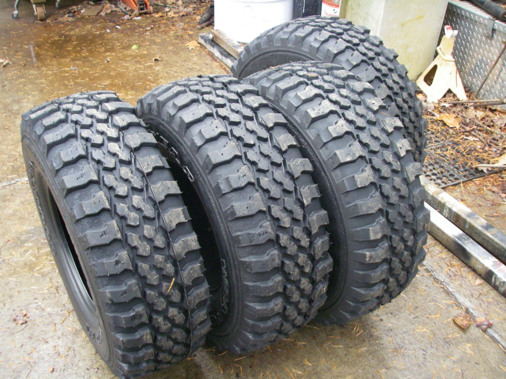 Tires For Cheap >> Retreads I Took The Cheap Solution Nc4x4