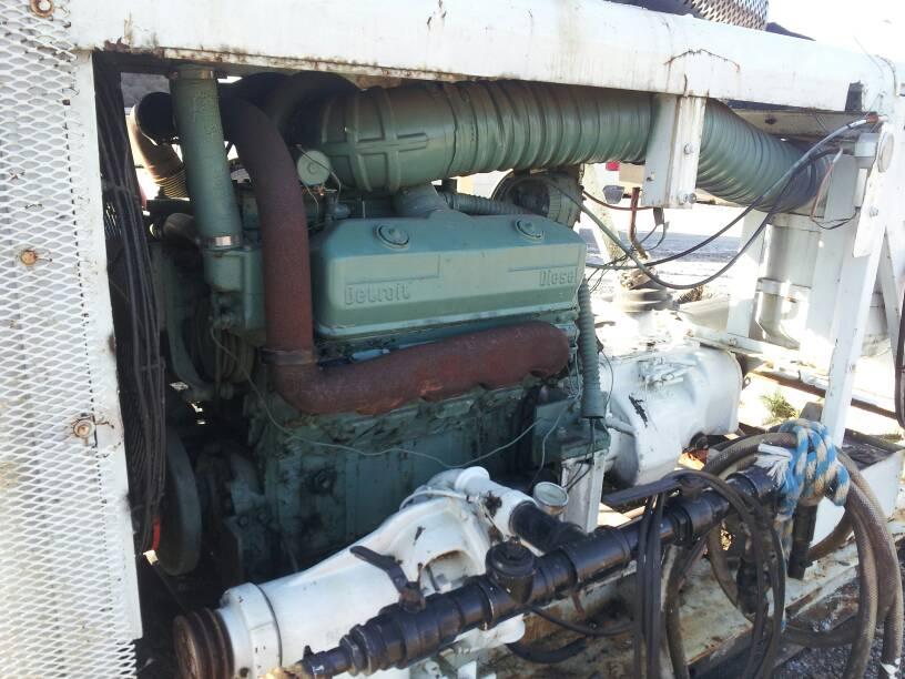 2 stroke Detroit diesel | NC4x4